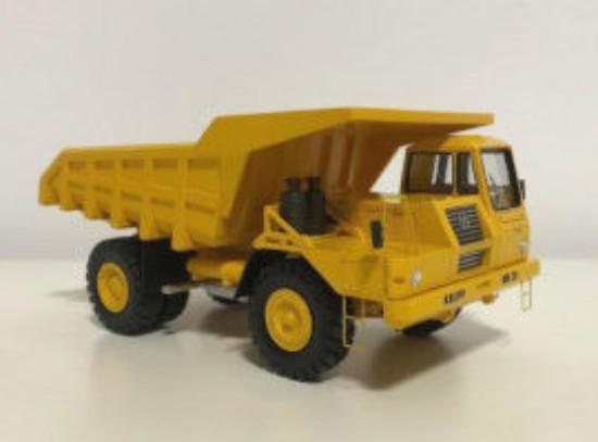 Picture of Krupp MK30 mining dump Truck