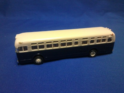 Picture of GM 1949 Transit bus (Blue/Beige)