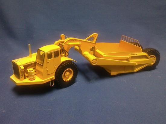 Picture of Cat DW21 scraper -  cab