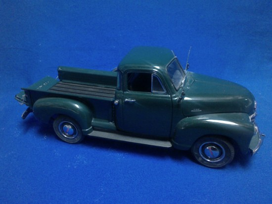 Picture of 1953 Chevrolet  Pickup  green