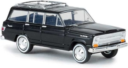 Picture of 1963 Jeep Wagoneer SUV- Black