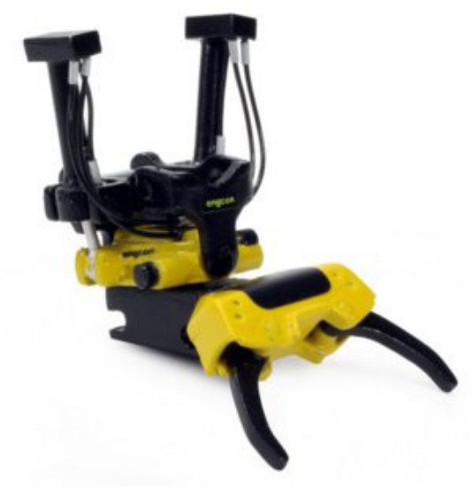 Picture of Engcon EC219 Tiltrotator with GR20R2 grab module