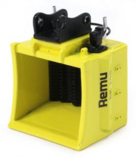 Picture of REMU EX140 Screening Bucket (16-25 ton) 8mm Saddle