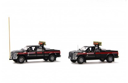 Picture of Ford F250 pickup escort set  MAMMOET