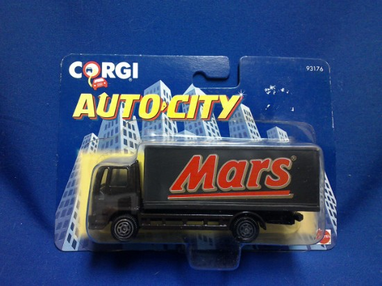 Picture of Ford  Box Truck- Mars