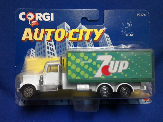 Picture of Kenworth Box Truck- 7-UP