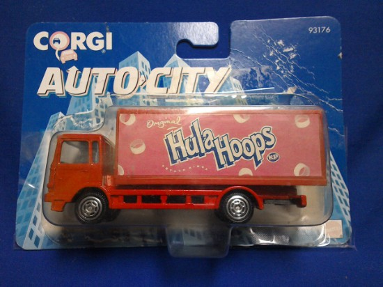 Picture of Man Box Truck- Hula Hoops