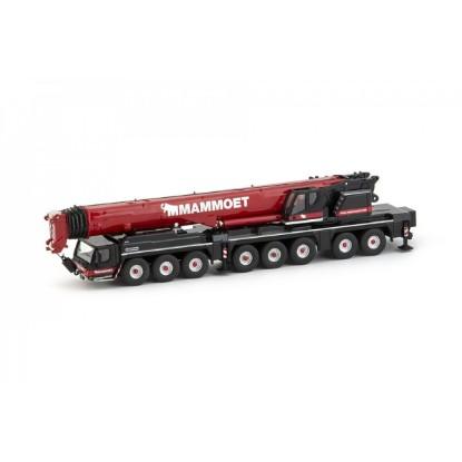 Picture of Liebherr LTM1450-8.1 truck crane  MAMMOET