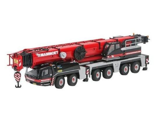 """Picture of Grove GMK 6300L truck crane   47""""(1190mm) boom  MAMMOET"""