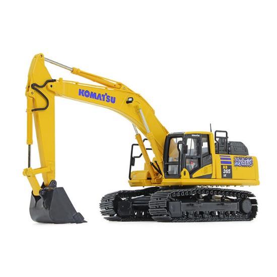Picture of Komatsu HB365LC-3 Hybrid Excavator