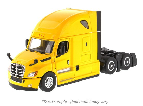 Picture of Freightliner New Cascadia tandem tractor - yellow