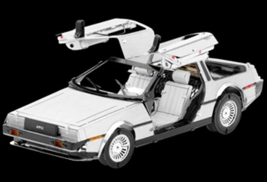 Picture of DeLorean