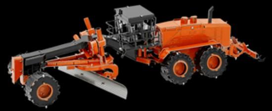 Picture of Motor Grader