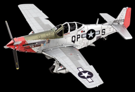 Picture of P-51 D Mustang-Sweet Arlene
