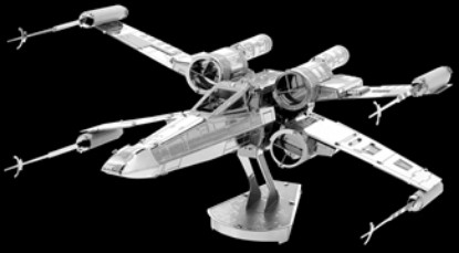 Picture of Star Wars - X-Wing Star Fighter