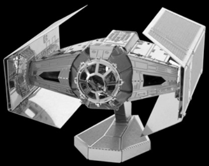 Picture of Star Wars TIE fighter  metal kit
