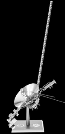 Picture of Voyager Spacecraft