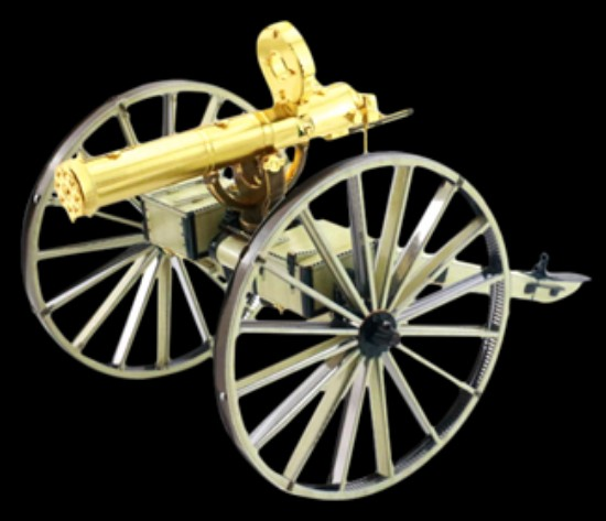 Picture of Wild West  Gatling Gun