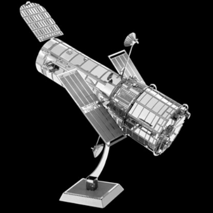 Picture of Hubble telescope