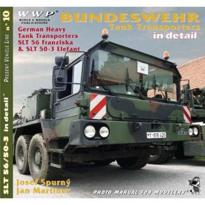 Picture of Bundeswehr Tank Transporters (FAUN) in detail