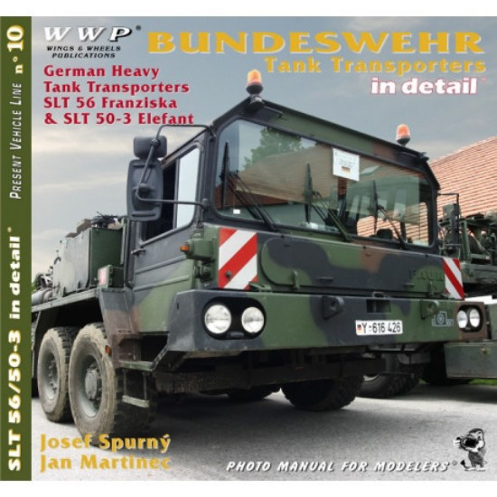 Picture of Bundeswehr Tank Transporters (FAUN) in detail