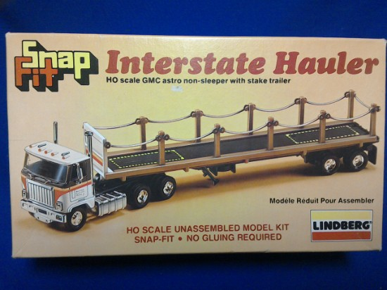 Picture of Gmc astro non-sleeper    Interstate Hauler  kit