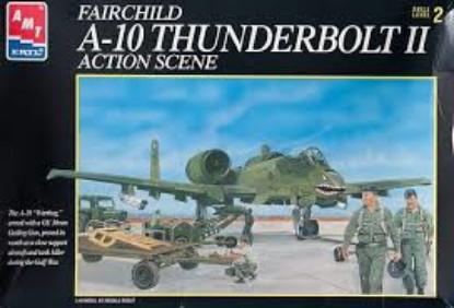 Picture of Fairchild A-10 Thunderbolt II Action Scene