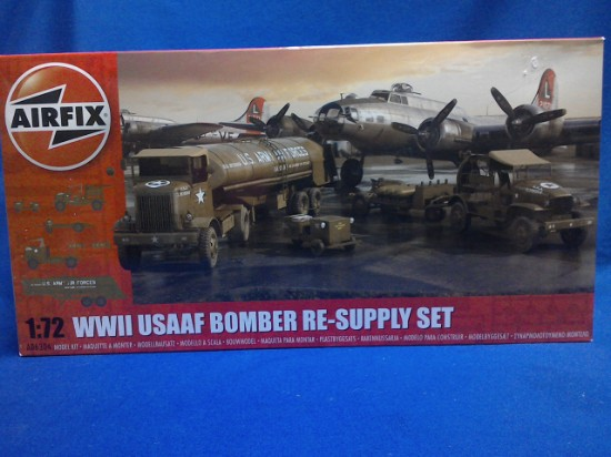 Picture of WWll USAAF Bomber Re-supply Set