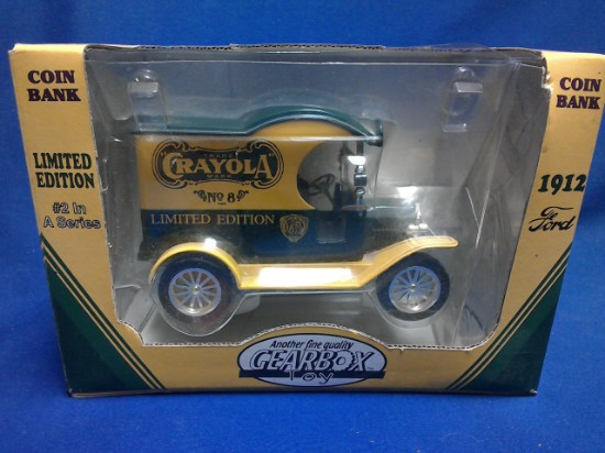 Picture of 1912 Ford Crayola Coin Bank  No. 8