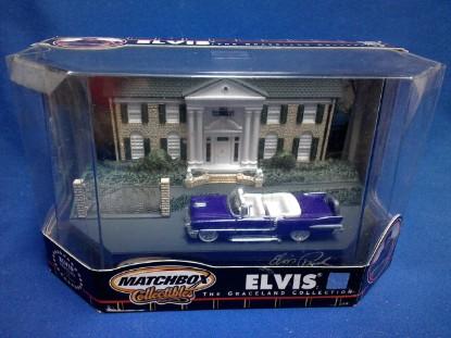 Picture of 1956 Cadillac El Dorado (Elvis Collection) -purple