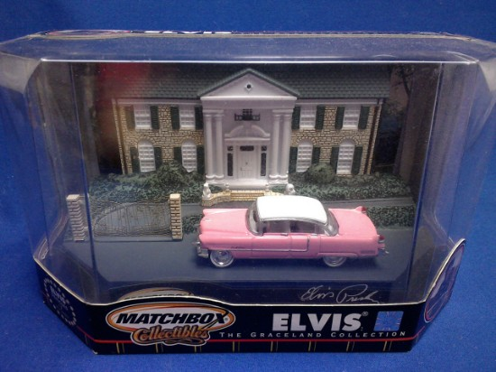 Picture of 1955 Cadillac Fleetwood 60 Special (Elvis Collection) - pink
