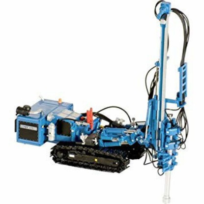 Picture of HBR 605 hydraulic drill rig  blue