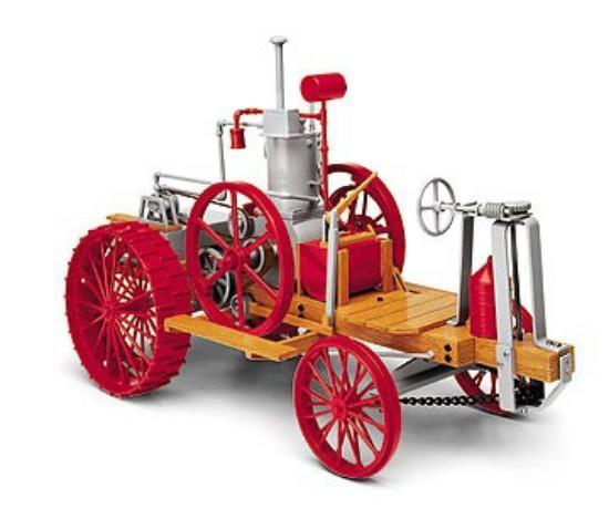 Picture of 1892 John Deere  Froelich Tractor