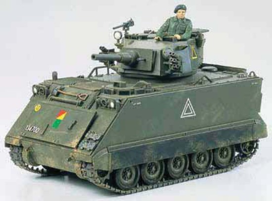 Picture of US M113A1 Fire Support Vehicle