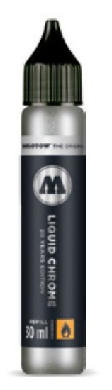 Picture of Liquid chrome refill for markers