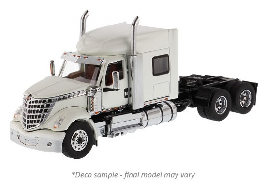 Picture of International LoneStar with Sleeper - white