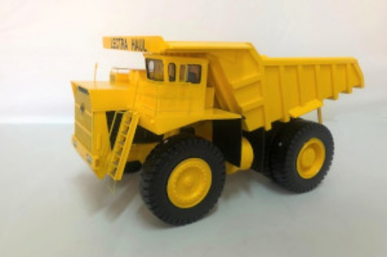 Picture of Lectra Haul M-85 mining dump truck