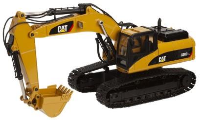 Picture of Caterpillar 330D L track excavator - Radio Control