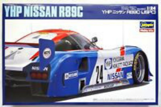 Picture of YHP Nissan R89C Race Car #24