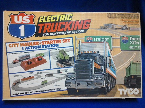Picture of US1 Electric Trucking City hauler starter set