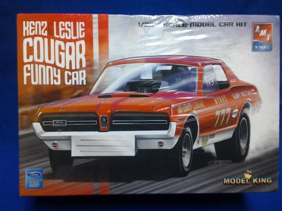 Picture of Henz & Leslie Cougar Funny Car