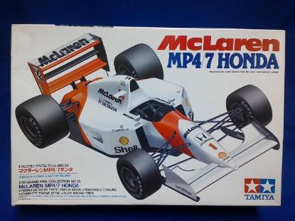 Picture of Honda MP4/7  F1  McLaren