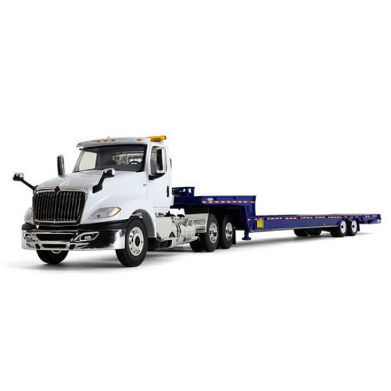 Picture of International LT with Ledwell Hydratail Trailer