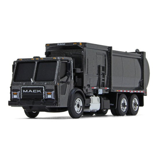 Picture of Mack LR with McNeilus ZR Side Loader garbage truck