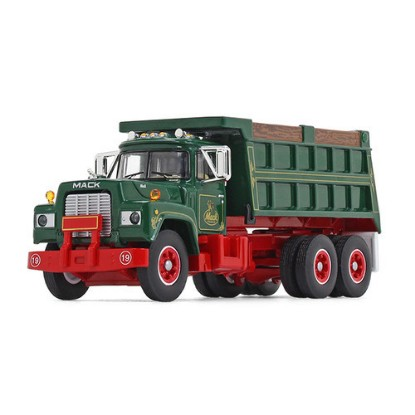 Picture of 1960 Mack Model B-61 Dump - red/green