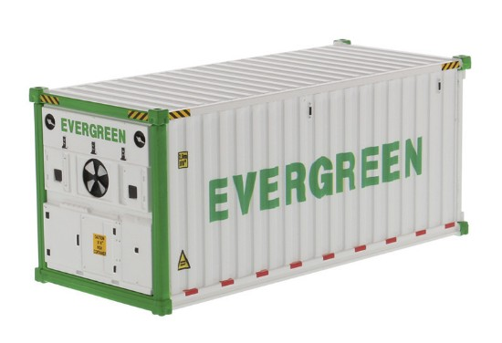 Picture of Refrigerated shipping container 20'  EVERGREEN