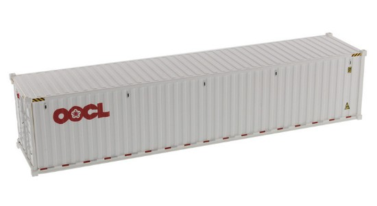 Picture of Dry goods shipping container 40'  OOCL