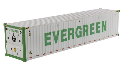 Picture of Refrigerated shipping container 40'  EVERGREEN