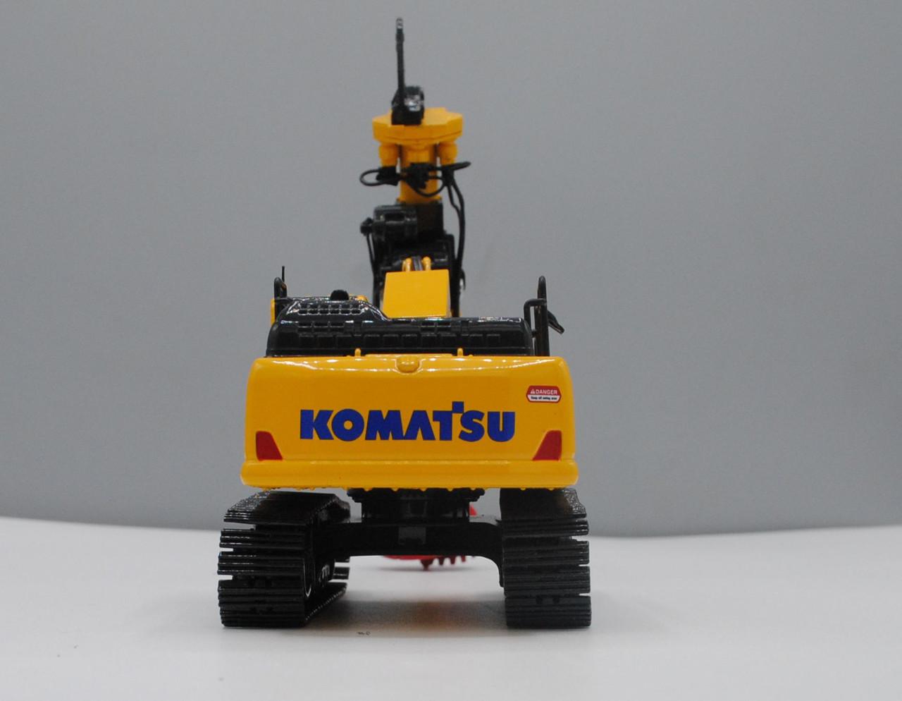 Picture of Komatsu PC360LC-11 with BayShore DH60 drill