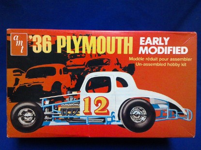 Picture of 1936 Plymouth - early modified